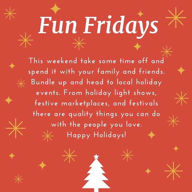 Fun Fridays